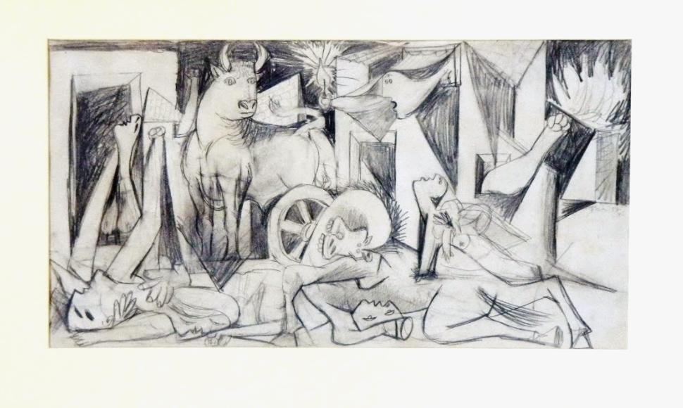 Выставка Пабло Пикассо «Параграфы»