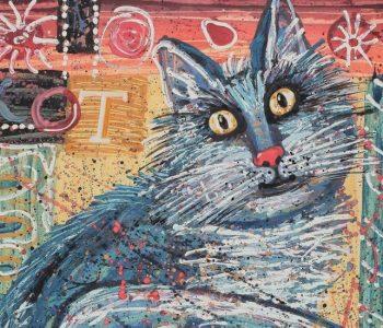 Выставка «Коты для умножения доброты»
